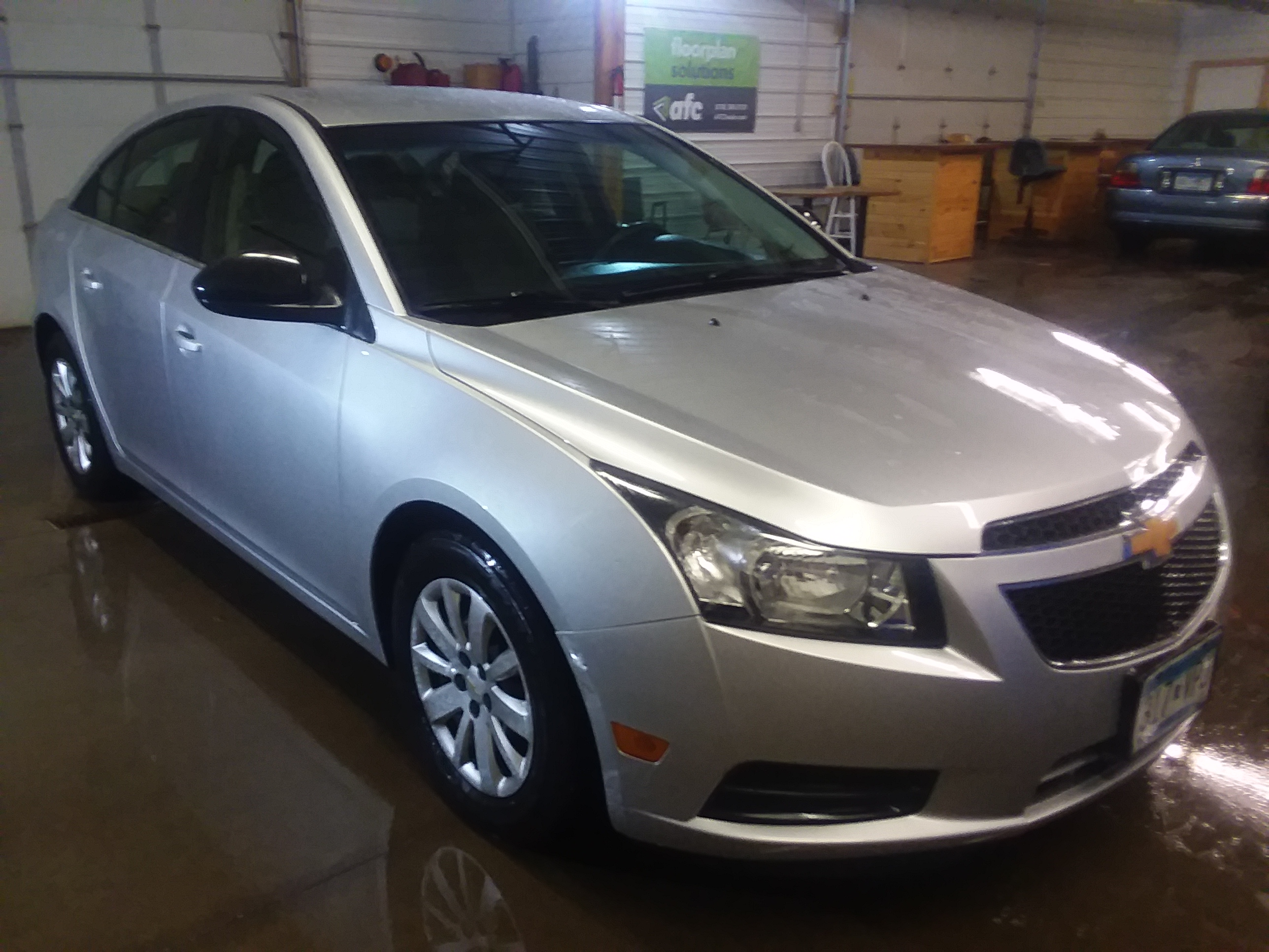 165 Chevy Cruze – Ultimate Dealership Auctions